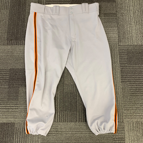 Photo of 2019 Team Issued Road Pants - #9 Brandon Belt - Size 39-42-23