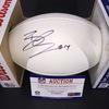 Patriots - Brandin Cooks Signed Panel Ball with Patriots Logo