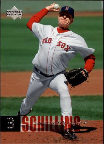 Photo of 2006 Upper Deck #72 Curt Schilling