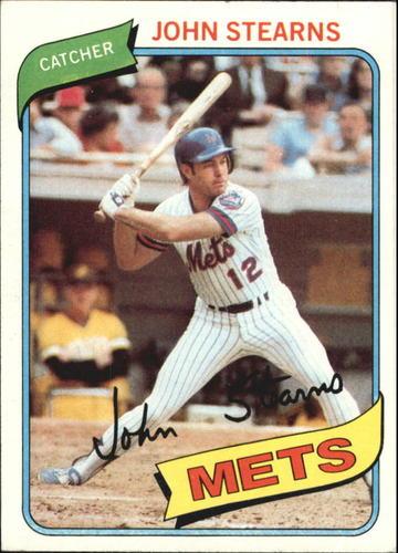 Photo of 1980 Topps #76 John Stearns