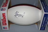 NFL - LIONS KENNY GOLLADAY SIGNED PANEL BALL