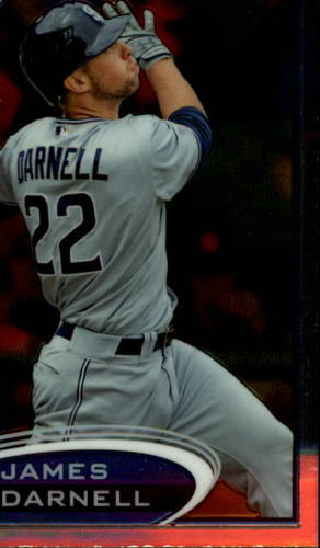 Photo of 2012 Topps Chrome #174 James Darnell RC