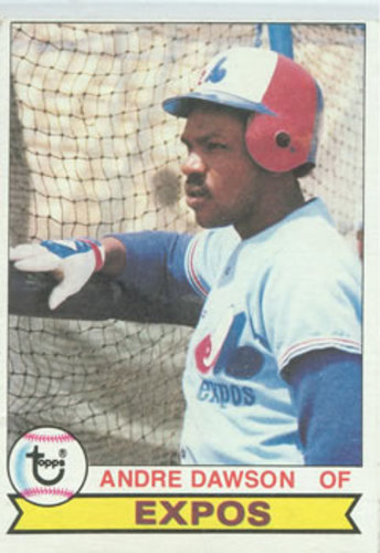 Photo of 1979 Topps #348 Andre Dawson