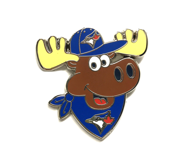 Toronto Blue Jays Moose Pin by PSG