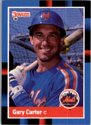 Photo of 1988 Donruss #199 Gary Carter