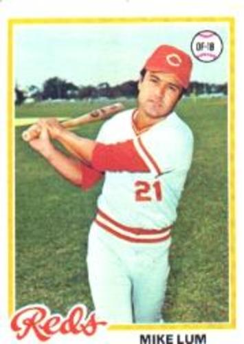 Photo of 1978 Topps #326 Mike Lum DP