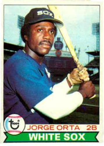 Photo of 1979 Topps #631 Jorge Orta