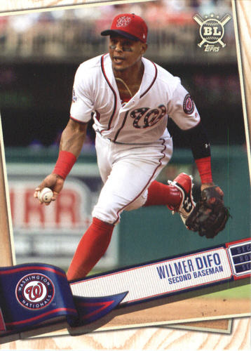Photo of 2019 Topps Big League #177 Wilmer Difo