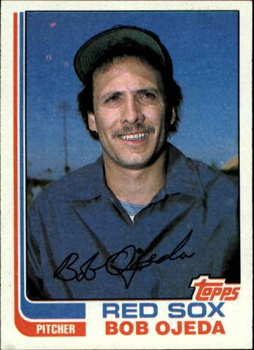 Photo of 1982 Topps #274 Bob Ojeda RC