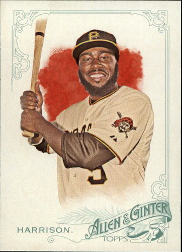 Photo of 2015 Topps Allen and Ginter #84 Josh Harrison