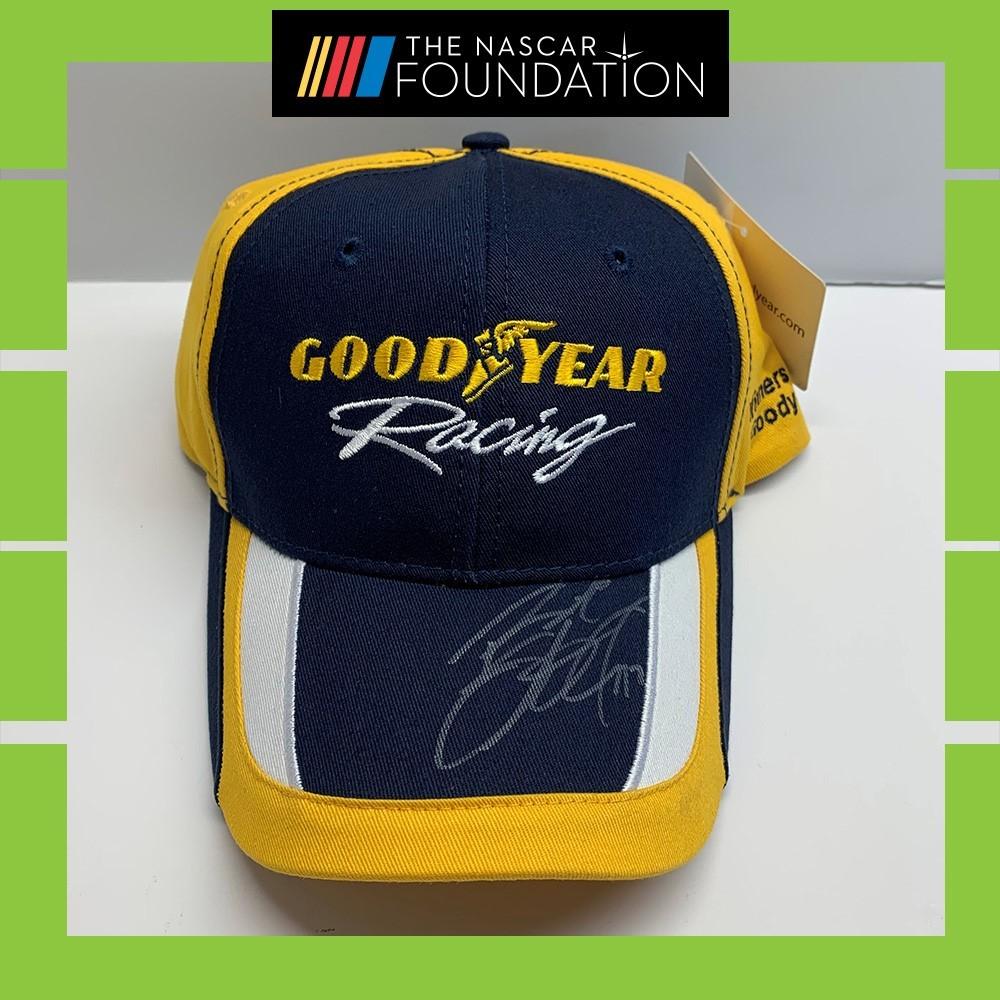 NASCAR's Ricky Stenhouse Jr. Autographed Goodyear Hat!