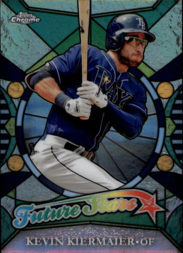 Photo of 2016 Topps Chrome Future Stars #FS16 Kevin Kiermaier