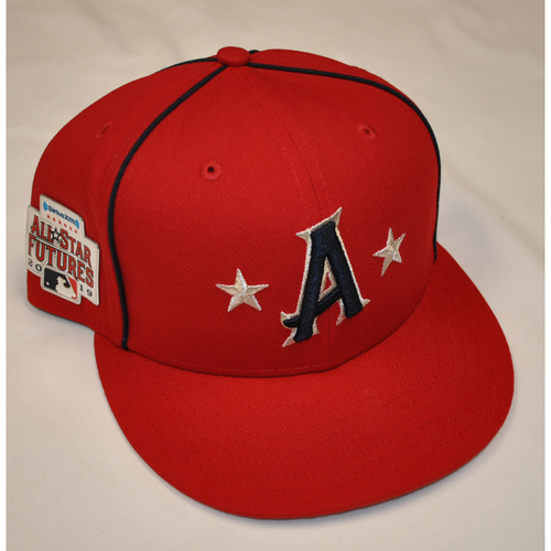 Photo of Game-Used Cap - 2019 All-Star Futures Game - Jo Adell (Angels)