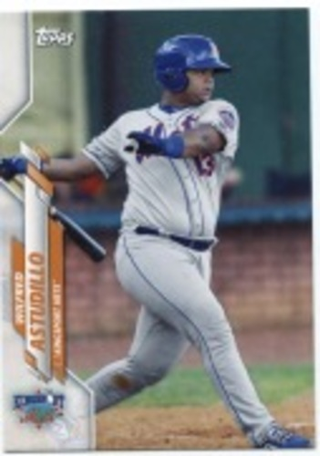 Photo of 2020 Topps Pro Debut #PD87 Wilfred Astudillo