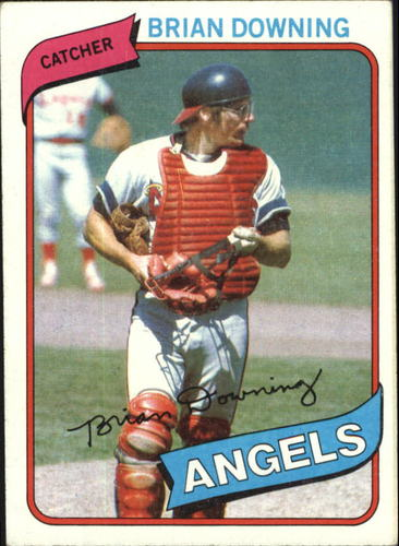 Photo of 1980 Topps #602 Brian Downing