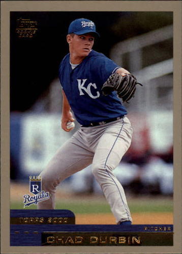 Photo of 2000 Topps Traded #T48 Chad Durbin RC