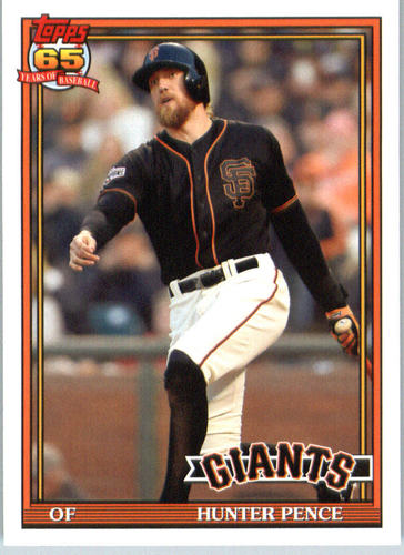 Photo of 2016 Topps Archives #224 Hunter Pence