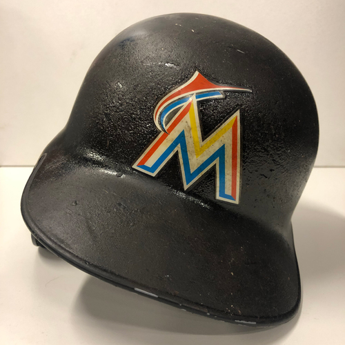 Photo of Game Used Helmet: J.T. Riddle - Size 7 3/8