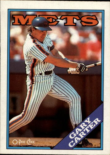 Photo of 1988 O-Pee-Chee #157 Gary Carter