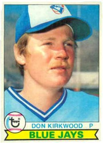 Photo of 1979 Topps #632 Don Kirkwood