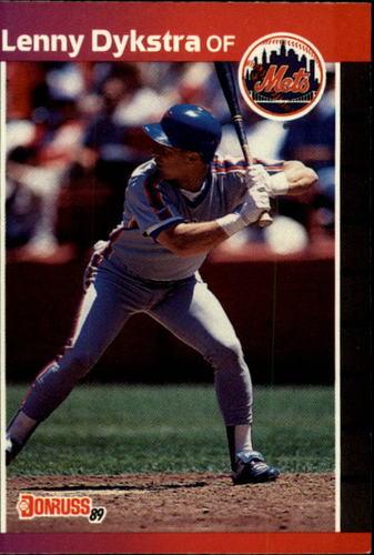 Photo of 1989 Donruss #353 Len Dykstra