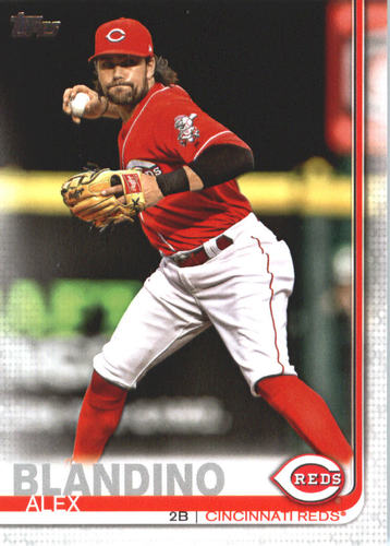 Photo of 2019 Topps #374 Alex Blandino