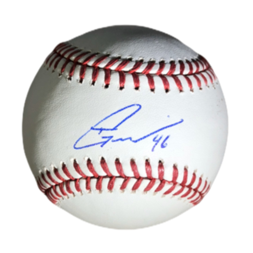 Photo of Tony Gonsolin Authentic Autographed Baseball