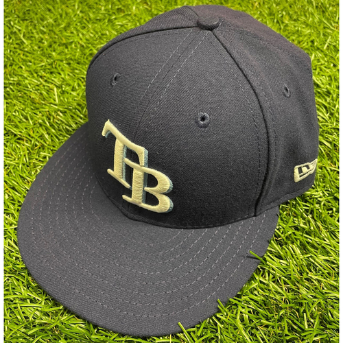 Photo of Team Issued TB Cap: Brent Honeywell Jr. #45