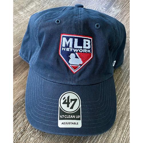 Photo of UMPS CARE AUCTION: MLB Network Navy Logo Cap, Adjustable