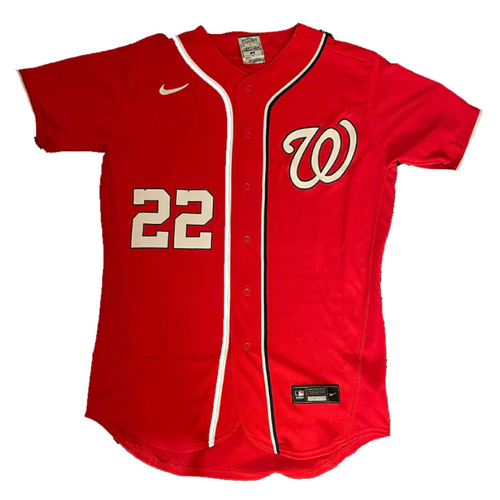 Photo of Juan Soto Signed Jersey