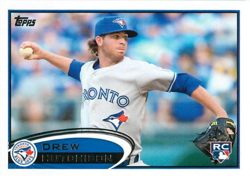 Photo of 2012 Topps Update #US269 Drew Hutchison RC