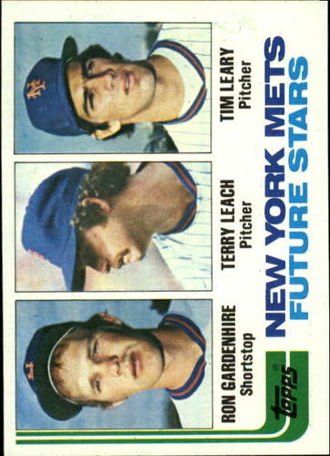 Photo of 1982 Topps #623 Ron Gardenhire RC/Terry Leach RC/Tim Leary RC