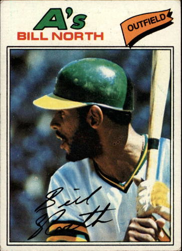 Photo of 1977 Topps #551 Bill North