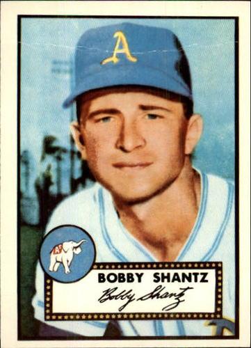 Photo of 1983 Topps 1952 Reprint #219 Bobby Shantz