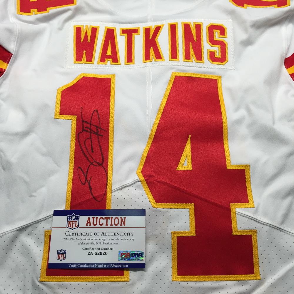 sammy watkins signed jersey