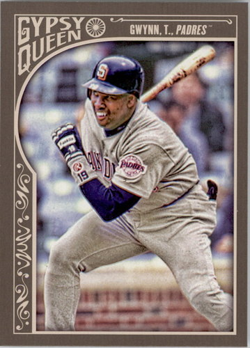 Photo of 2015 Topps Gypsy Queen #164 Tony Gwynn