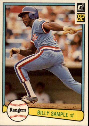 Photo of 1982 Donruss #69 Billy Sample