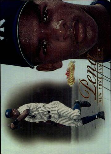 Photo of 2000 Fleer Showcase Prospect Showcase First #33 Wily Mo Pena