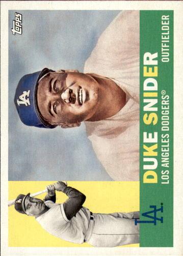 Photo of 2017 Topps Archives #43 Duke Snider