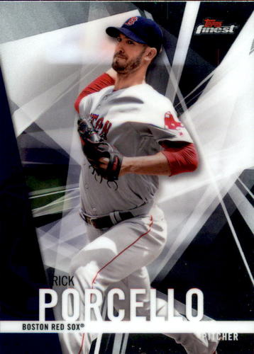 Photo of 2017 Finest #52 Rick Porcello