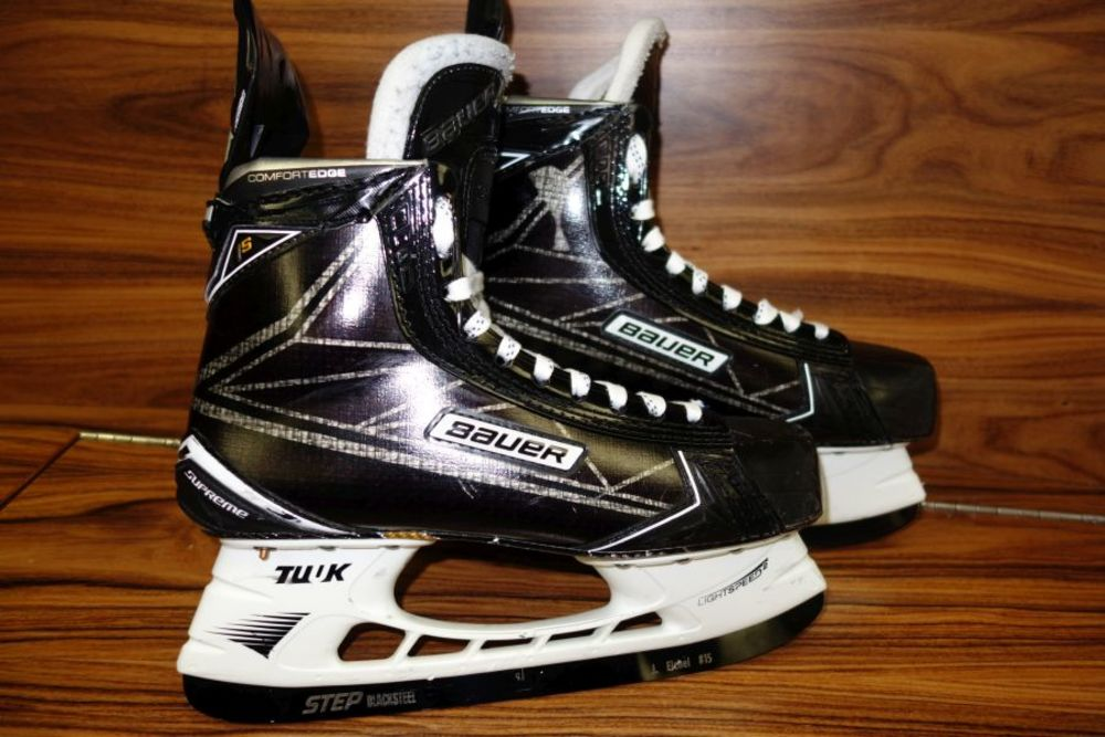 Jack Eichel Game Worn Skates