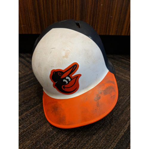 Photo of Craig Gentry - Home Batting Helmet: Team-Issued