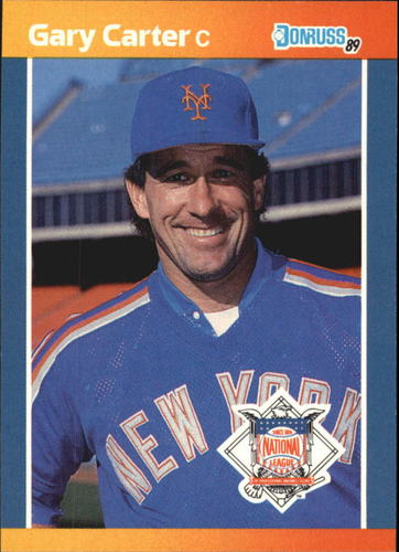 Photo of 1989 Donruss All-Stars #41 Gary Carter