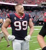 Crucial Catch - JJ Watt Game Worn Texans Jersey (10/6/19) with WPMOY Patch