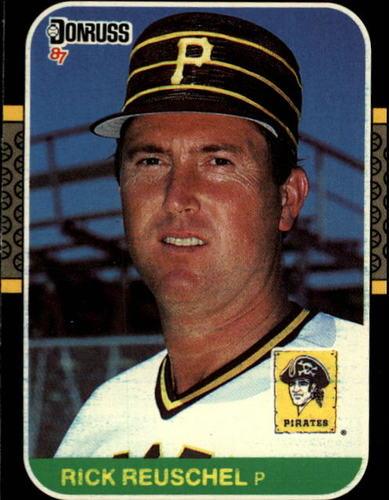 Photo of 1987 Donruss #188 Rick Reuschel