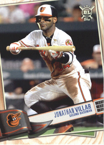 Photo of 2019 Topps Big League #180 Jonathan Villar