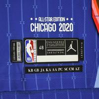 ChrisPaul - 2020 NBA All-Star - Team LeBron - Autographed Jersey