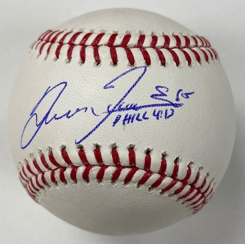 Photo of Giovanny Gallegos Autographed Authentic Baseball