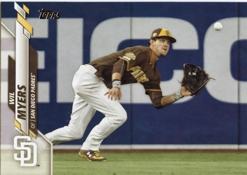 Photo of 2020 Topps #544 Wil Myers