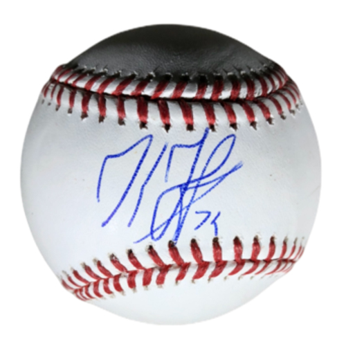 Photo of Kenley Jansen Authentic Autographed Baseball